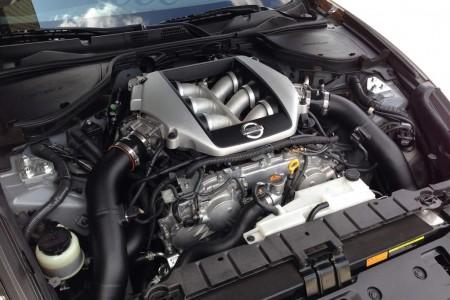 John's 370Z TT+