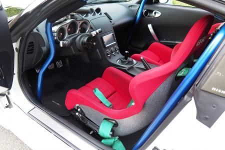 Corey's Nitrous'ed 350Z