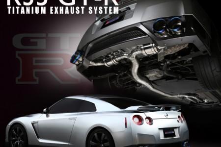 Tomei Expreme Ti GTR Exhaust
